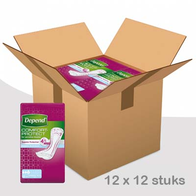 Depend-verband-normal-plus-voordeelbox