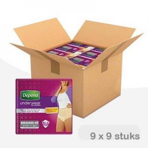Depend-pants-maximum-vrouw-l-voordeelbox