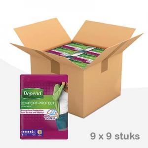 Depend-pants-normal-vrouw-l-voordeelbox