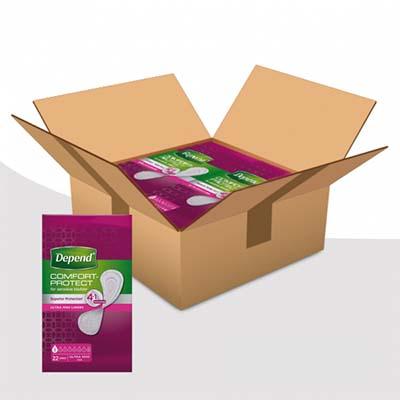 Depend-voordeelbox-verband-ultra-mini