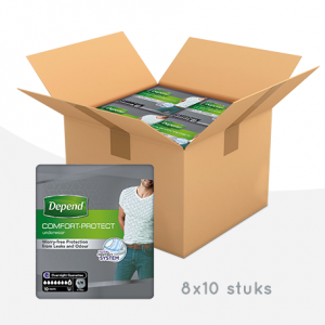 Depend box mannen super