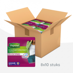 Depend box vrouwen normal