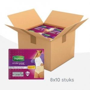 Depend box vrouwen pants maximum