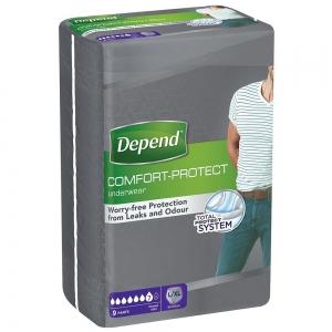 Depend pants voor mannen