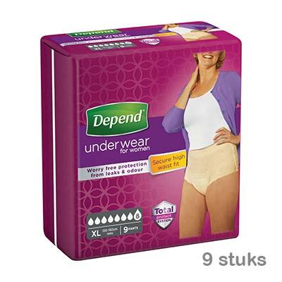 Depend-pants-super-vrouw-xl